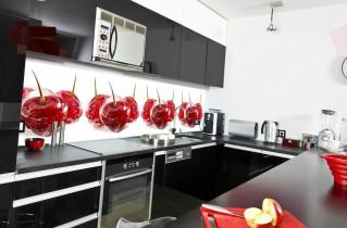 Скинали для кухни – красота и функциональность