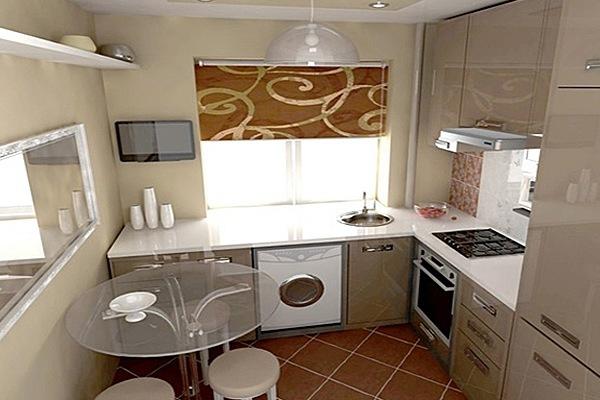 Дизайнерские решения малогабаритных квартир