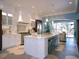 Выбор линолеума для кухни