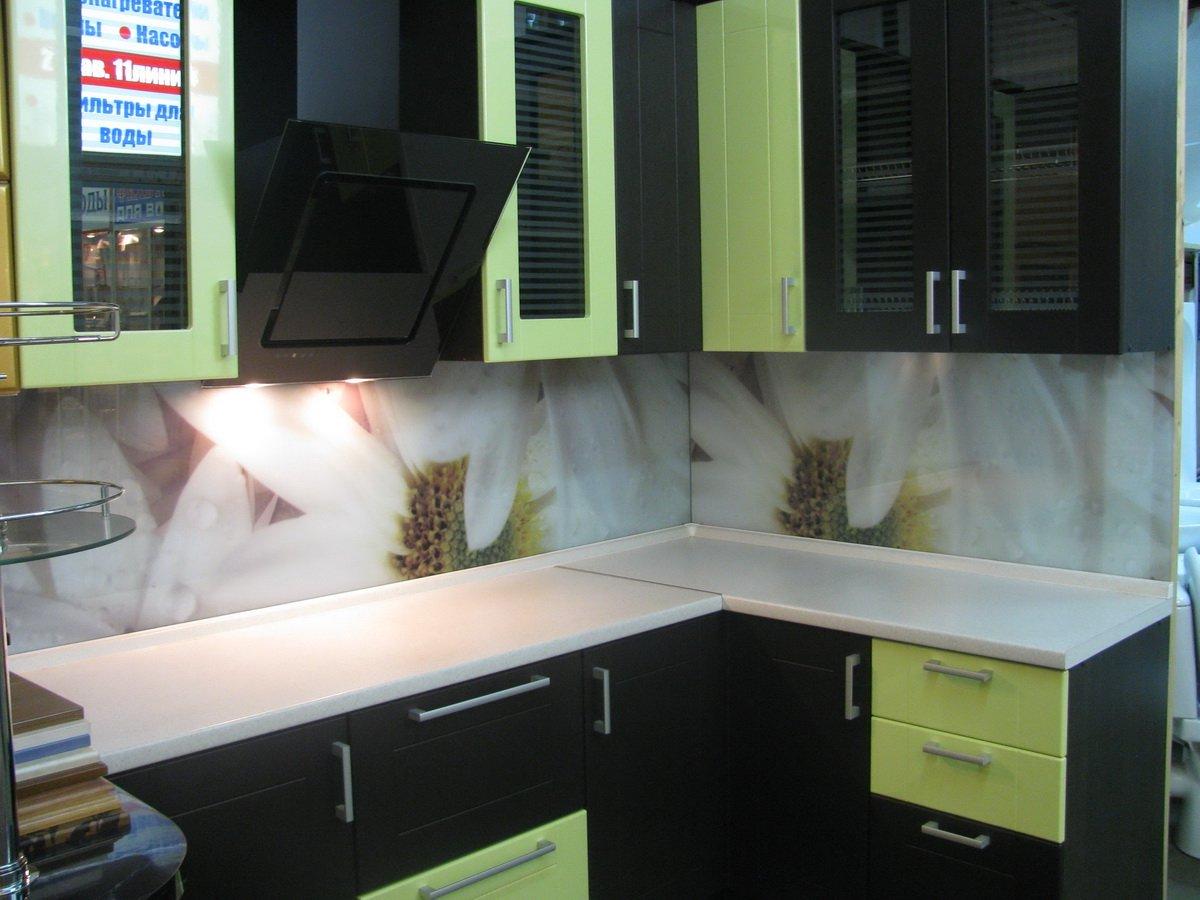Вытяжка стеклянная для кухни фото 7