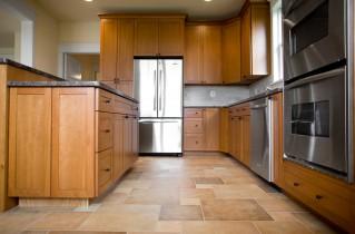 Линолеум на кухню, как современный вариант оформления