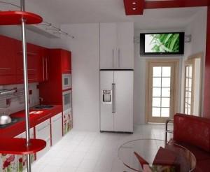 Кухня 3х3 метра