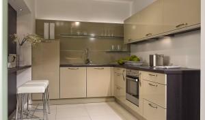 Материалы для фасада кухни