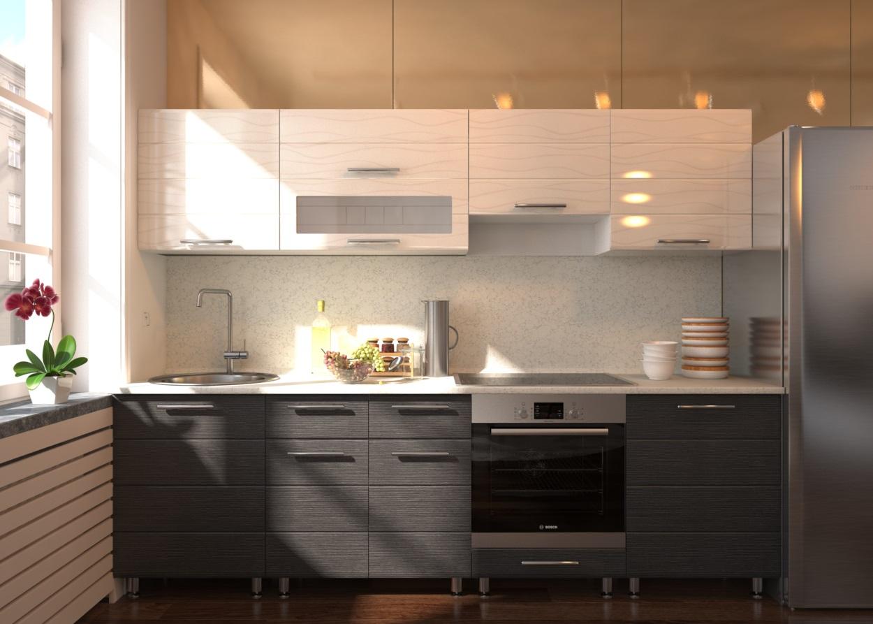 Готовые кухни фото