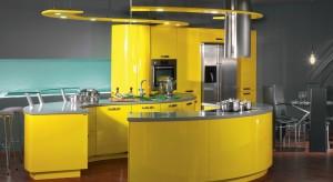 Оформление желтой кухни