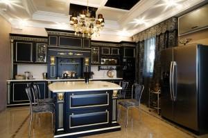 Дизайн красивой кухни