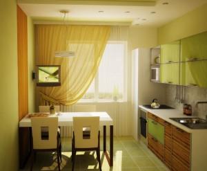 Табу для маленькой кухни