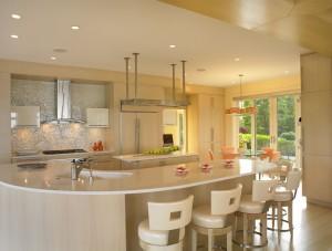Стиль кухни в доме