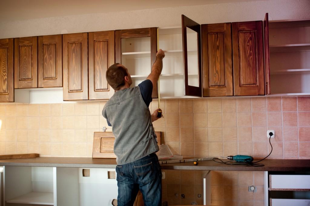 Реставрация кухни гарнитура своими руками