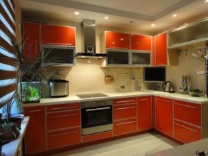 Выбор кухонь из пластика