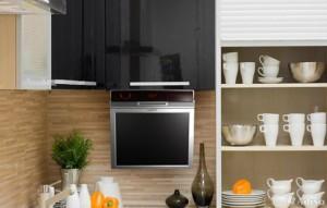 Установка телевизора на кухне