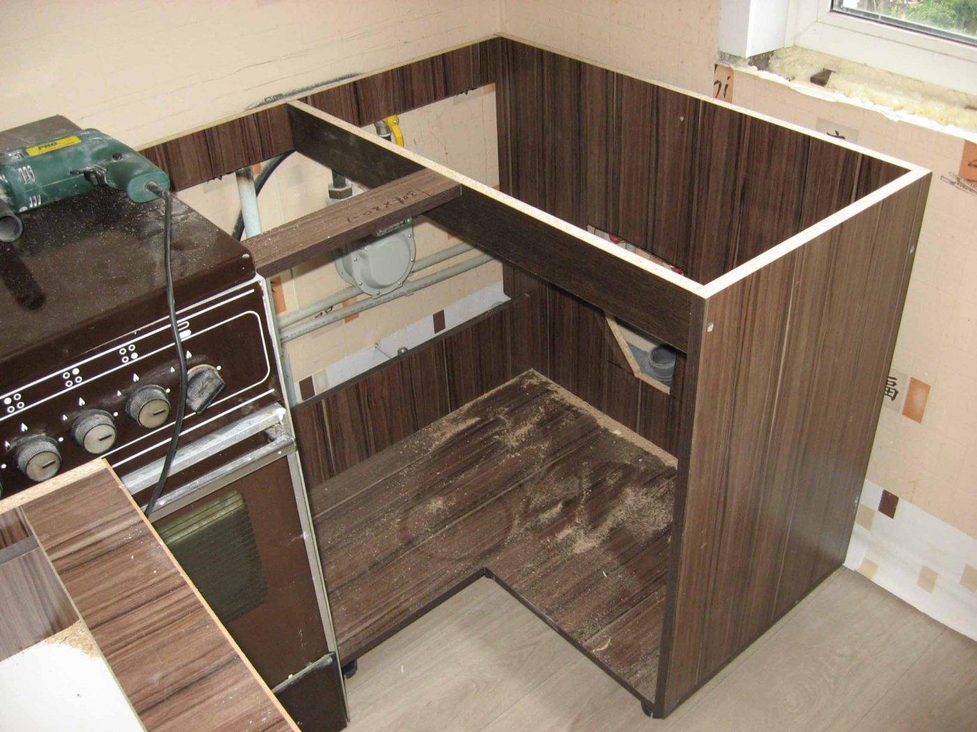 Собираем кухонный гарнитур своими 71