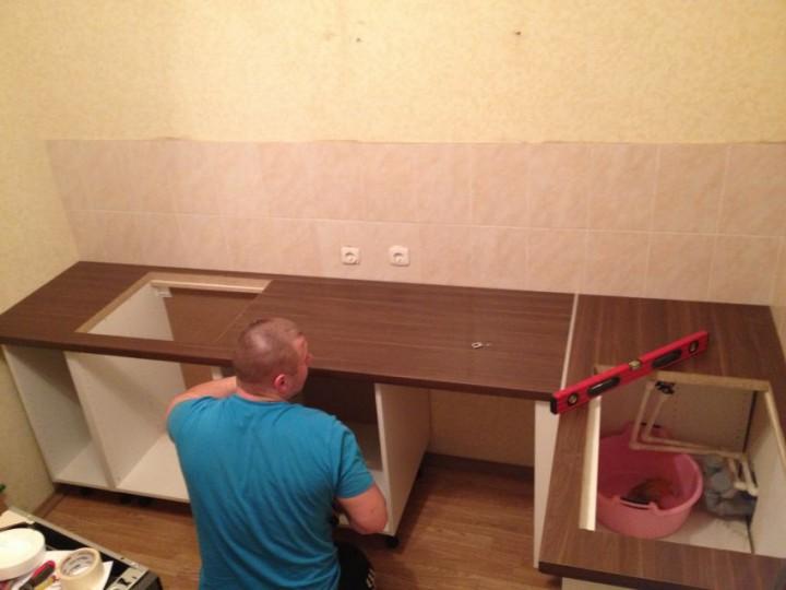 Как самим сделать шкаф на кухни