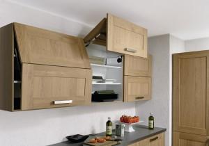 Виды шкафов для кухни