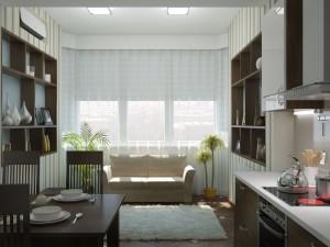 Виды мебели для кухни