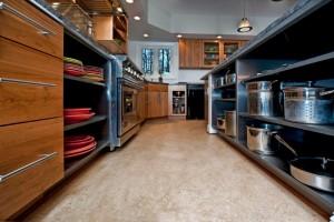 Наполнение шкафов на кухне