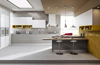 Современный взгляд на ремонт кухни