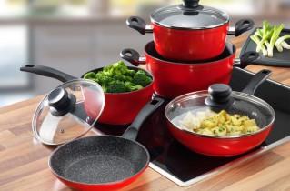Особенности кухонной утвари