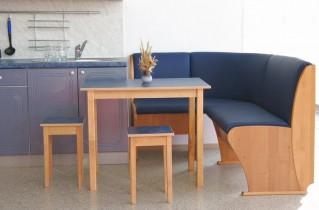 Как кухонный уголок может стать украшением пространства?