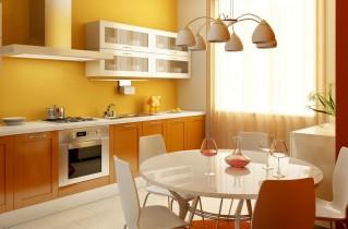 Как определиться с цветовой гаммой кухни?