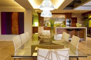 Как правильно оформить кухонное пространство?