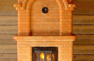 Печи и камины, как элементы отопления дома