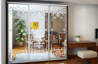 Шкаф-купе в гостиную от Flashnika — стильно, удобно, недорого