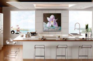 Поради щодо вибору картини в кухню