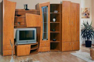 Корпусні меблі: особливості