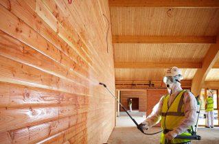 Як захистити від пожежі дерев'яний будинок