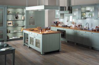 Правила дизайну кухні