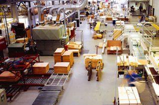 Технологія виробництва меблів