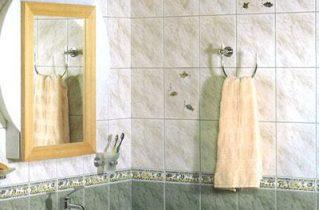 Вибір плитки для ванної кімнати