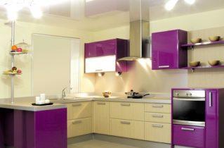 Як вибрати меблі в кухню?
