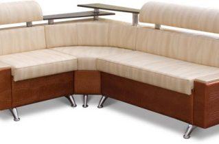 Угловой диван для кухни: что нужно знать?