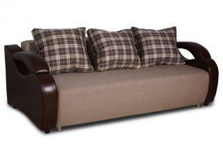 Сучасний диван єврокнижка: переваги, правила вибору