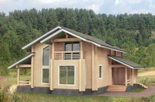 Будівництво будинку з дерева: яку технологію вибрати?