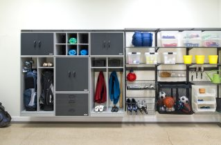 Системы хранения для гаража: краткий обзор