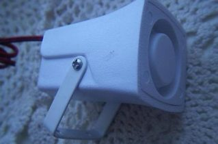 Пьезоэлектрические звуковые оповещатели в системах безопасности