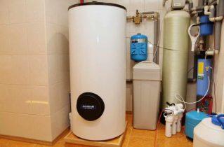 Як вибрати бойлер для нагріву води