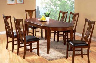 Кухонні столи в інтер'єрі — гарантія домашнього затишку