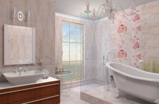 Как выбрать дизайн для оформления ванной?