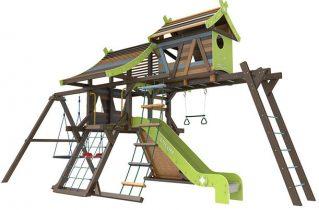 Дитячі ігрові комплекси для вулиці і дачі
