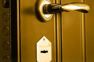 Вхідні двері зі сталі