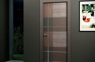 Міжкімнатні двері екошпон: що це таке, переваги і недоліки подібних дверей