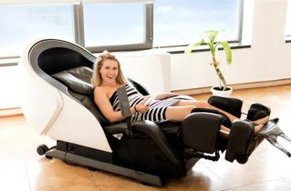 Як вибрати масажне крісло?