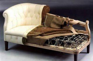 Перетяжка меблів своїми руками