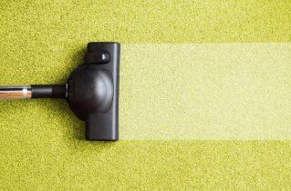 Як проводиться хімчистка килимових покриттів