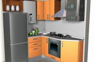 Холодильники LG в дизайне кухни: стильная функциональность