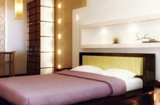 Поради щодо вибору освітлення для спальні